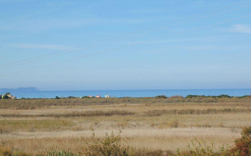 Large plot in North East Corfu