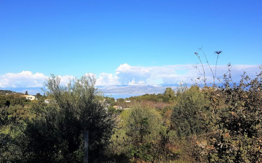 Plot close to Avlaki beach