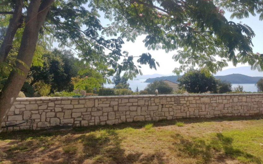 Beautifully located villa in Kassiopi