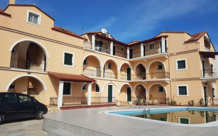 A complex of apartments and studios for sale